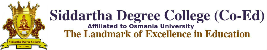 siddartha distance education